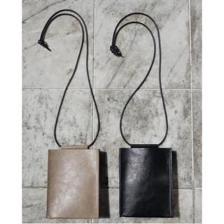シールームリン(SeaRoomlynn)のtrunc88 Fake Leather Mini ShoulderBag(ショルダーバッグ)