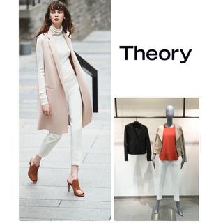 セオリー(theory)のセオリーtheory◆美脚パンツBISTRETCH.DOUBLE/TREECA3(クロップドパンツ)