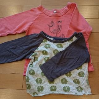 マーキーズ(MARKEY'S)のマーキーズ  薄手スウェット&薄手ロンT  サイズ100(Tシャツ/カットソー)
