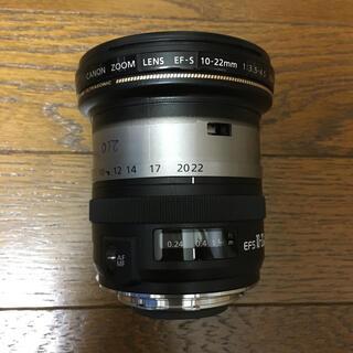 Canon - 超美品 Canon EF-S 10-22mm    ズームリング欠品です