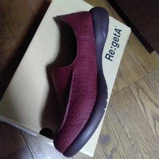 リゲッタ(Re:getA)の新品 regeta ドライビングシューズ M(ローファー/革靴)