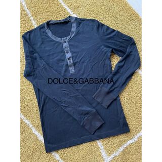 ドルチェアンドガッバーナ(DOLCE&GABBANA)のDOLCE&GABBANAロンT(Tシャツ/カットソー(七分/長袖))