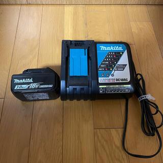 マキタ(Makita)のマキタ バッテリー&充電器 makita(工具)