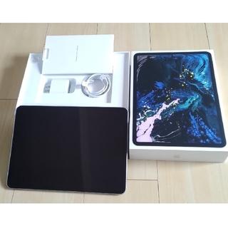 iPad - ipad pro 11インチ 256gb 2018年モデル MTXR2J/A