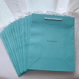 ティファニー(Tiffany & Co.)の【新品&未使用品】Tiffany(ティファニー) ショップ紙袋 13枚セット(ショップ袋)