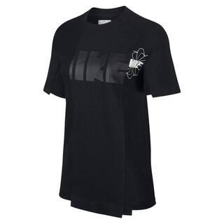 サカイ(sacai)の【新品/正規品】sacai NIKE コラボ Tシャツ BLACK Mサイズ(Tシャツ/カットソー(半袖/袖なし))
