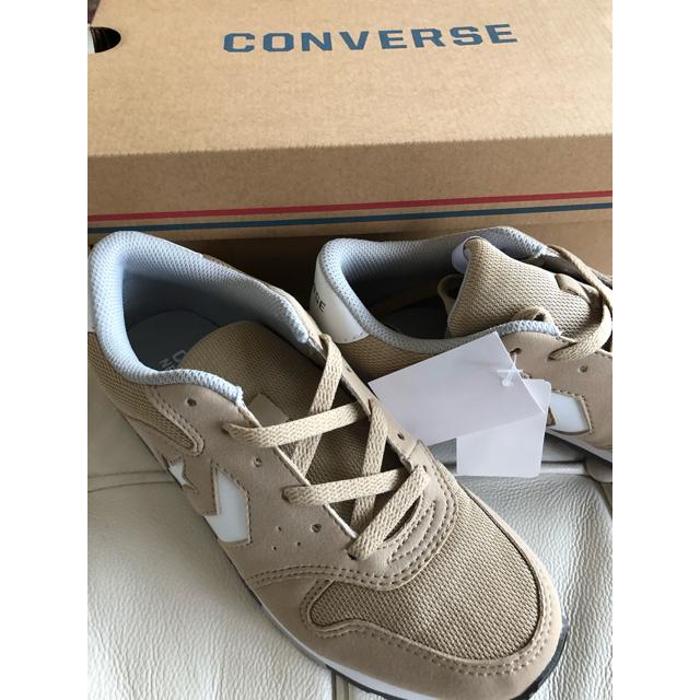 CONVERSE(コンバース)のコンバース NEXTAR 520 ベージュ 23㎝ 新品未使用。 レディースの靴/シューズ(スニーカー)の商品写真