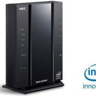 エヌイーシー(NEC)の新品  未使用  Aterm WX3000HP PA-WX3000HP(PC周辺機器)