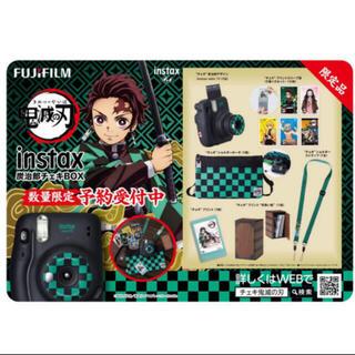 富士フイルム - 鬼滅の刃 炭治郎チェキBOX チェキ インスタントカメラ