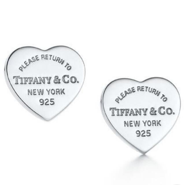 Tiffany & Co.(ティファニー)の【値下げ】リターン トゥ ティファニー ハート ピアス レディースのアクセサリー(ピアス)の商品写真
