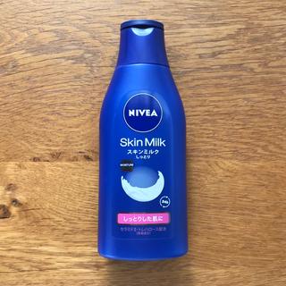 ニベア(ニベア)のNIVEA スキンミルク しっとり 乳液(ボディローション/ミルク)