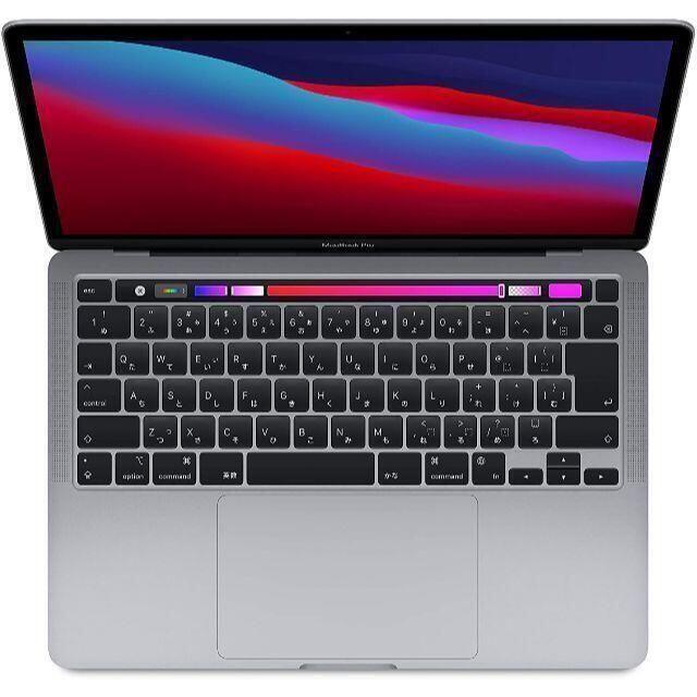 Apple(アップル)の【256GB】Apple MacBook Pro Apple M1 Chip スマホ/家電/カメラのPC/タブレット(ノートPC)の商品写真