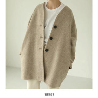 TODAYFUL - TODAYFUL♡Wool Cocoon Coat