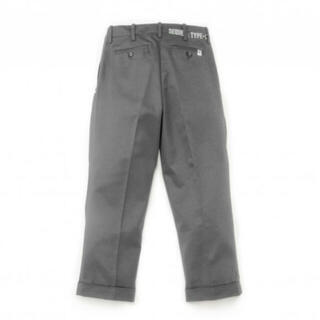 FRAGMENT -  SEQUEL TWO TUCK PANTS GRAY パンツ fragment