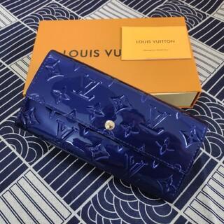 ルイヴィトン(LOUIS VUITTON)の❣国内即発❣ ♬大人気限定 セールルイヴィトン、 長財布❉小銭入れ♬ 超美品(財布)