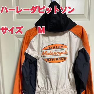 ハーレーダビッドソン(Harley Davidson)のビンテージ ハーレーダビットソン ナイロン ジャケット マウンテン パーカー(マウンテンパーカー)
