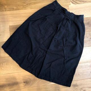 マーガレットハウエル(MARGARET HOWELL)のMHL(MARGARET HOWELL)スカート(ひざ丈スカート)
