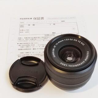 富士フイルム - フジノンレンズ XC15-45mmF3.5-5.6 OIS PZ