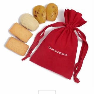 ディーンアンドデルーカ(DEAN & DELUCA)のDEAN&DELUCA レッドプティフールバッグ 5pcs (菓子/デザート)