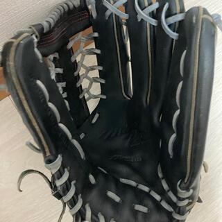 MIZUNO - ミズノプロ 硬式外野手用グラブ