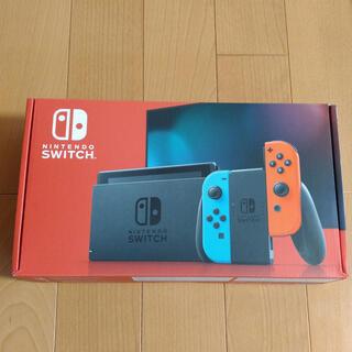 Nintendo Switch - Nintendo switch ネオン 新品 本体 スイッチ