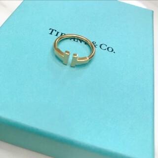 Tiffany & Co. - ティファニー  T ワイヤーリング