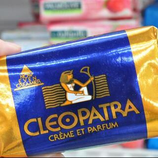 [美容]入手困難!クレオパトラ石鹸