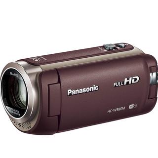 Panasonic - Panasonic HC-W580M-T ビデオカメラ Panasonic
