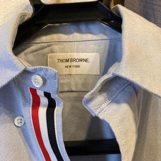 THOM BROWNE - THOM BROWNE トムブラウン オックスシャツ