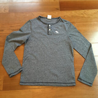 アバクロンビーアンドフィッチ(Abercrombie&Fitch)のアバクロ ロングTシャツ S120〜130(Tシャツ/カットソー)