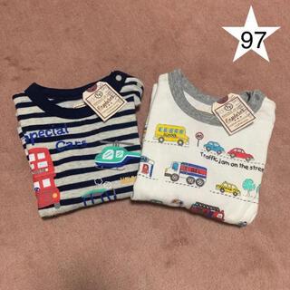 マザウェイズ(motherways)の97 マザウェイズ長袖Tシャツ(Tシャツ/カットソー)