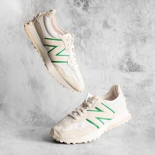 ニューバランス(New Balance)の29.0cm ☆ CASABLANCA x NEW BALANCE 327 緑(スニーカー)