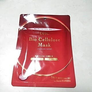 ディーエイチシー(DHC)のゲル美容マスク(パック/フェイスマスク)