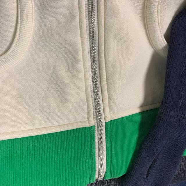 lululemon(ルルレモン)のルルレモン lululemon 裏起毛 パーカー6 厚手 スポーツ/アウトドアのトレーニング/エクササイズ(ヨガ)の商品写真