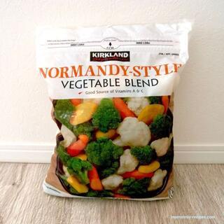 コストコ(コストコ)の【送料込み】コストコ ノルマンディースタイル 冷凍野菜(野菜)