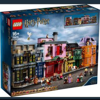 Lego - レゴ (LEGO) ハリー・ポッター ダイアゴン横丁™ 75978