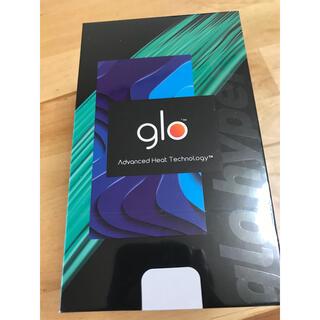 グロー(glo)の新品未開封 glo hyper WHITE(タバコグッズ)
