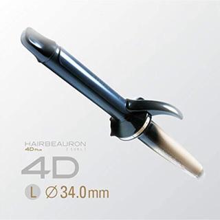 ヘアビューロン コテ 34mm
