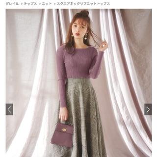 グレイル(GRL)の新品未使用♡トップス♡(ニット/セーター)