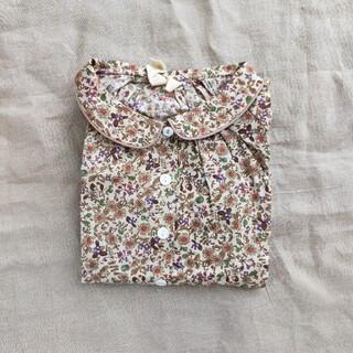 Bonpoint - 新品!little cotton clothesブラウス