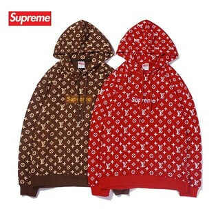 Supreme - 2枚14000円 パーカー シュプリーム