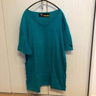 エフエーティー(FAT)のFAT vネックTシャツ Lサイズ(Tシャツ/カットソー(半袖/袖なし))