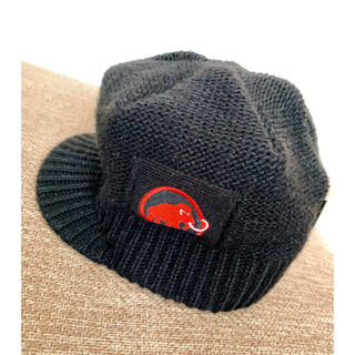 マムート(Mammut)のMAMMUT ニット帽(ニット帽/ビーニー)