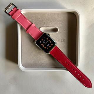 Apple Watch - 美品 Apple Watch Series 2 HERMES 38mm