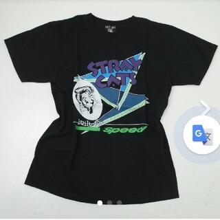 トウヨウエンタープライズ(東洋エンタープライズ)のXL 新品ストレイキャッツ×スタイルアイズ(Tシャツ/カットソー(半袖/袖なし))