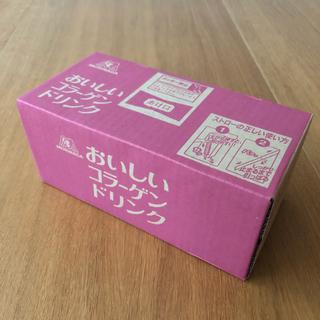 モリナガセイカ(森永製菓)の森永製菓 おいしいコラーゲンドリンク ピーチ味 SALE(コラーゲン)