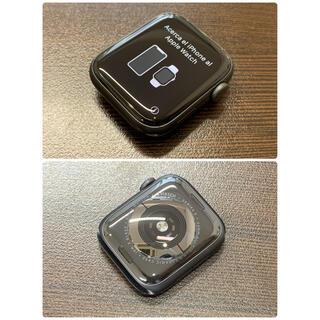Apple Watch - Apple Watch Series5 44mm GPS スペースグレイ