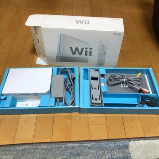 Wii - wii 本体一式