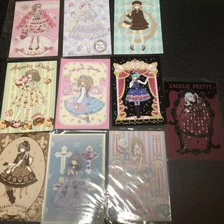アンジェリックプリティー(Angelic Pretty)のAngelic Prettyポストカード10枚セット(写真/ポストカード)