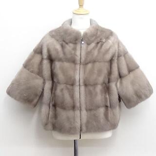 MAVINA 高級ミンクのショートジャケット 超美品です